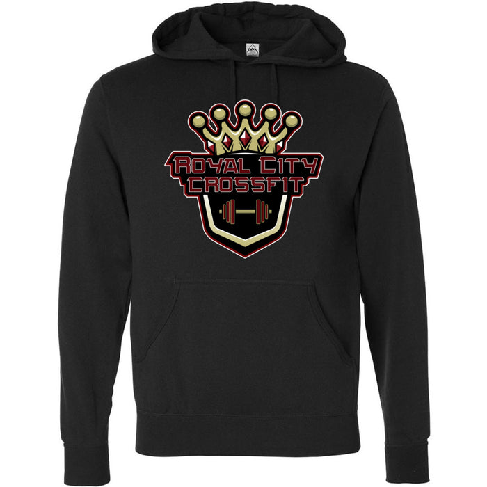 Royal City CrossFit - 100 - Standard - Independent - Hooded Pullover Sweatshirt