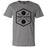 CrossFit Mid Hudson - Est 2016 - Bella + Canvas - Men's Short Sleeve Jersey Tee