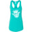 Royal City CrossFit - 100 - Tilted - Next Level - Women's Ideal Racerback Tank