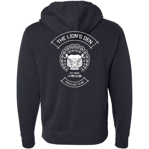 CrossFit Rx - 201 - The Lion's Den (White) - Independent - Hooded Pullover Sweatshirt