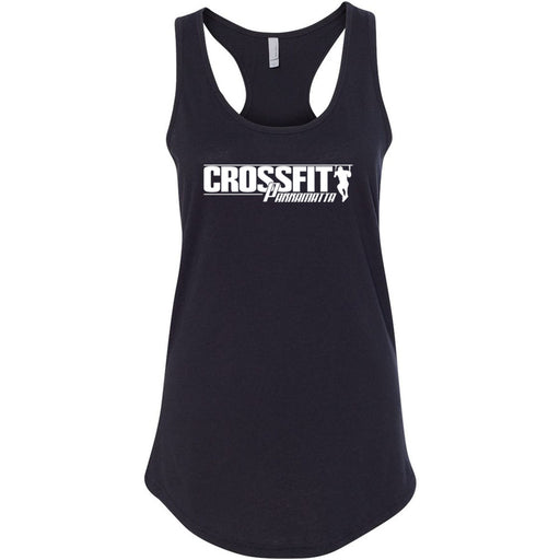 CrossFit Parramatta - 100 - One Color - Next Level - Women's Ideal Racerback Tank