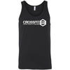CrossFit HSC - 100 - White - Bella + Canvas - Men's Jersey Tank