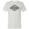 CrossFit Cliffhangers - 100 - Standard - Bella + Canvas - Men's Short Sleeve Jersey Tee
