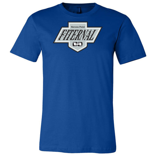 Fiternal CrossFit - 200 - King Style - Bella + Canvas - Men's Short Sleeve Jersey Tee