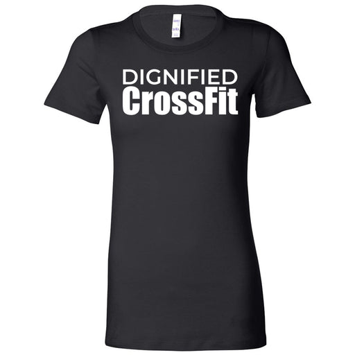 Dignified CrossFit - 100 - Stacked - Bella + Canvas - Women's The Favorite Tee