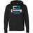 Crusher CrossFit - 100 - Teens - Independent - Hooded Pullover Sweatshirt