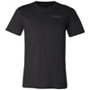CrossFit Rx - 200 - Cursive - Bella + Canvas - Men's Short Sleeve Jersey Tee
