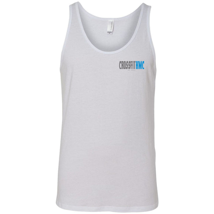 CrossFit KMC - 100 - Pocket One Side - Bella + Canvas - Men's Jersey Tank