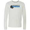 CrossFit Towson - 202 - B-More Than You Were Yesterday Standard - Bella + Canvas 3501 - Men's Long Sleeve Jersey Tee