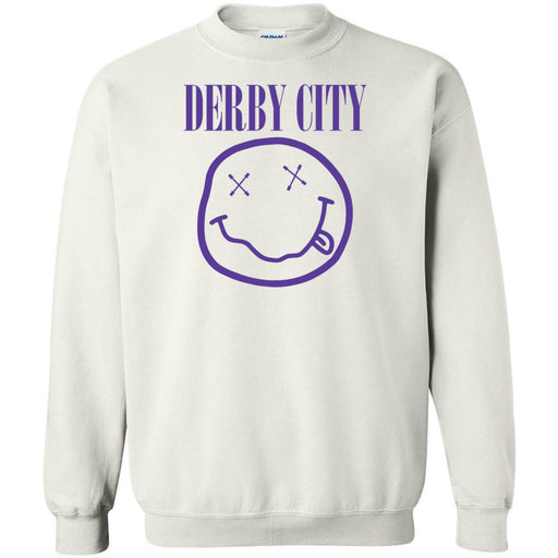 Derby City CrossFit - 201 - Nirvana Blue - Gildan - Heavy Blend Crewneck Sweatshirt