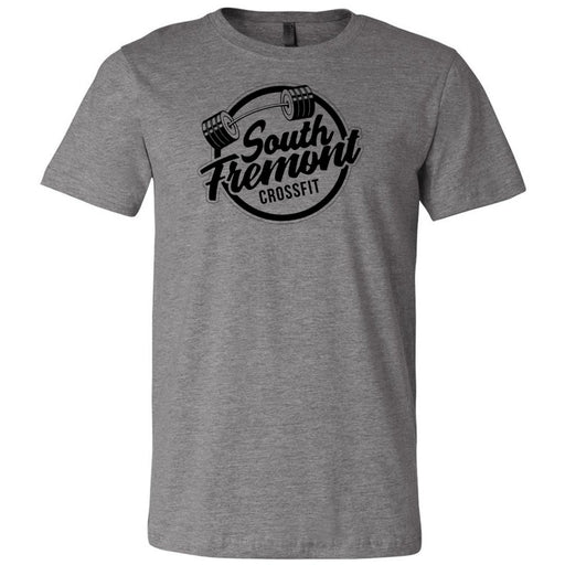 South Fremont CrossFit - 100 - Standard - Bella + Canvas - Men's Short Sleeve Jersey Tee