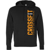 CrossFit Mildura - 100 - Blackout - Independent - Hooded Pullover Sweatshirt