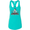 ASDC CrossFit - 100 - Standard - Next Level - Women's Ideal Racerback Tank