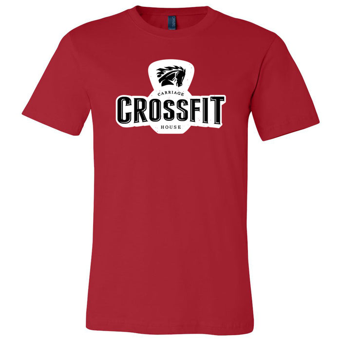 Carriage House CrossFit - 100 - Standard - Bella + Canvas - Men's Short Sleeve Jersey Tee