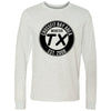 CrossFit Bay Area - 100 - Standard - Bella + Canvas 3501 - Men's Long Sleeve Jersey Tee