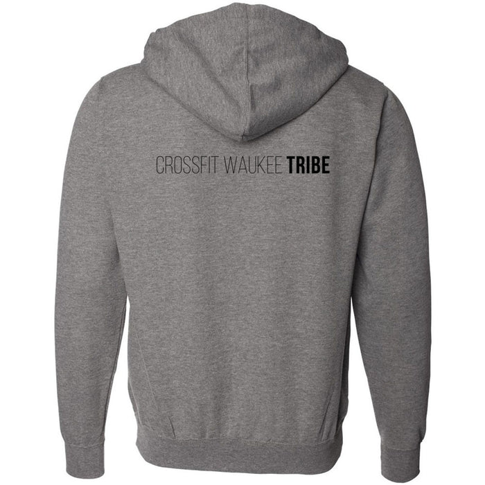 CrossFit Waukee - 201 - Tribe - Independent - Hooded Pullover Sweatshirt