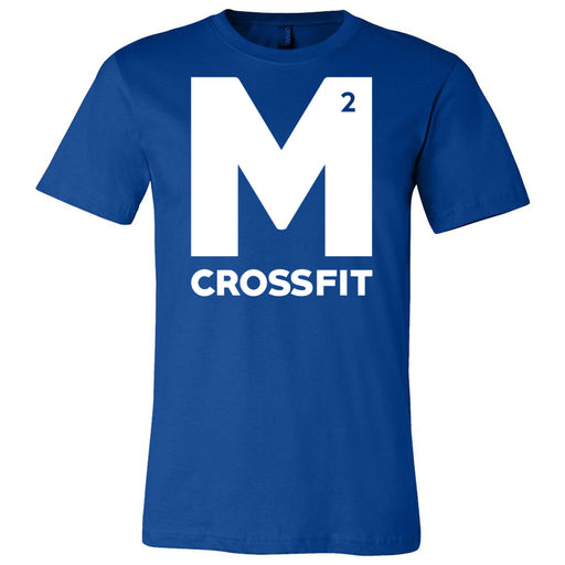 CrossFit M2 - 100 - M2 - Bella + Canvas - Men's Short Sleeve Jersey Tee