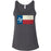 Mission CrossFit San Antonio - 100 - Flag - Bella + Canvas - Women's Relaxed Jersey Tank