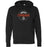 CrossFit L'Engrenage - 100 - Orange - Independent - Hooded Pullover Sweatshirt