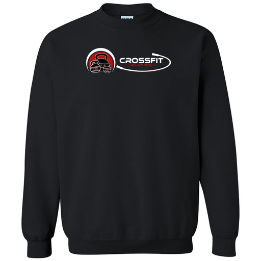 CrossFit Elation - 100 - Two Color - Gildan - Heavy Blend Crewneck Sweatshirt