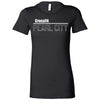 CrossFit Oahu - 200 - Pearl City Gray - Bella + Canvas - Women's The Favorite Tee