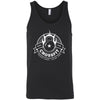 CrossFit Crave - 100 - Work Hard - Bella + Canvas - Men's Jersey Tank