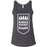 Kings Highway CrossFit - 100 - One Color - Bella + Canvas - Women's Relaxed Jersey Tank