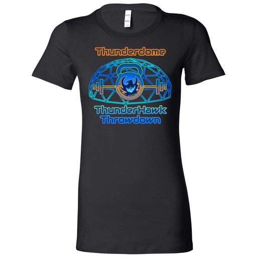 CrossFit Thunderhawk - 200 - Thunderdome - Bella + Canvas - Women's The Favorite Tee