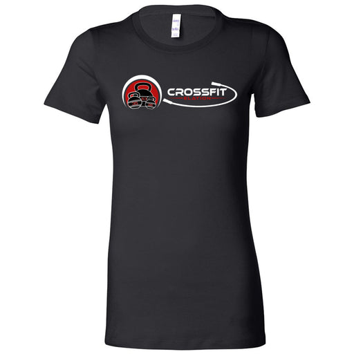 CrossFit Elation - 100 - Two Color - Bella + Canvas - Women's The Favorite Tee