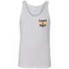 CrossFit Radiate - 100 - Standard - Bella + Canvas - Men's Jersey Tank