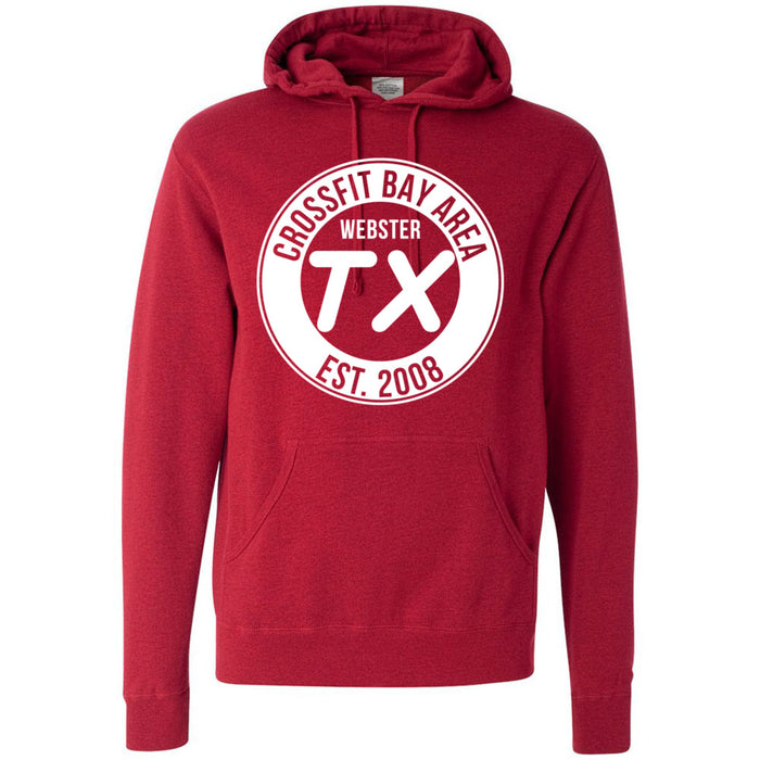 CrossFit Bay Area - 100 - Standard - Hooded Pullover Sweatshirt