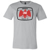 CrossFit Lowe - 100 - Fresh 18 - Bella + Canvas - Men's Short Sleeve Jersey Tee
