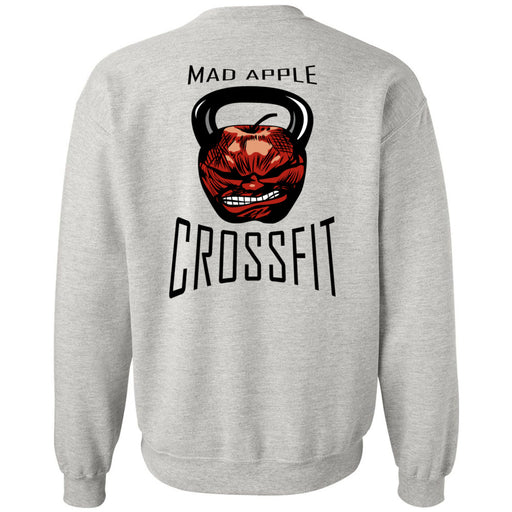 Mad Apple CrossFit - 201 - Vibe Tribe - Gildan - Heavy Blend Crewneck Sweatshirt