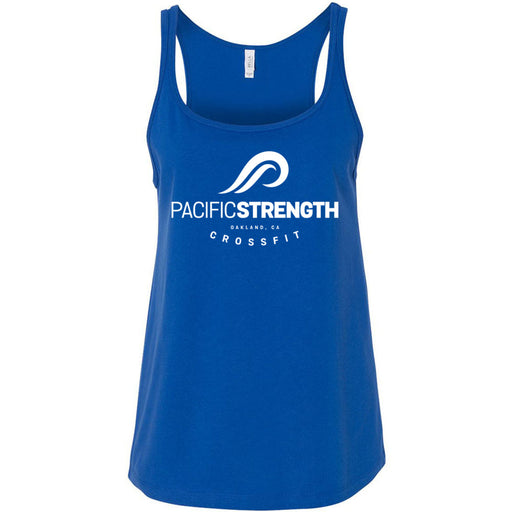 Pacific Strength CrossFit - 100 - Standard - Bella + Canvas - Women's Relaxed Jersey Tank