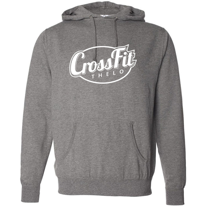 CrossFit Thelo - 100 - Standard -  Independent - Hooded Pullover Sweatshirt