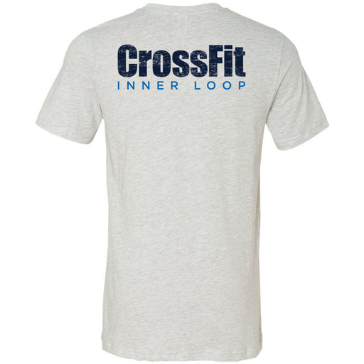 CrossFit Inner Loop - 200 - Pocket - Bella + Canvas - Men's Short Sleeve Jersey Tee