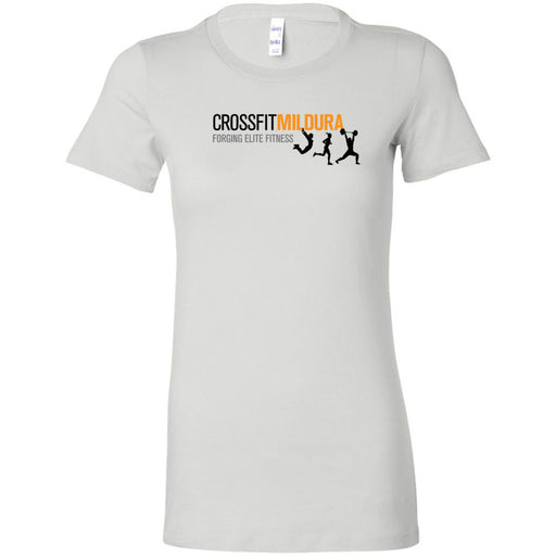 CrossFit Mildura - 100 - Standard - Bella + Canvas - Women's The Favorite Tee