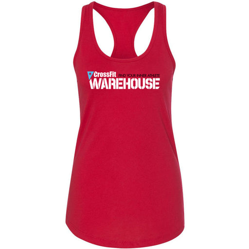 CrossFit Warehouse - 100 - Standard - Next Level - Women's Ideal Racerback Tank