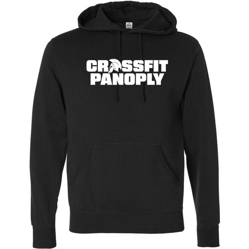 CrossFit Panoply - 201 - Worn Flag - Independent - Hooded Pullover Sweatshirt