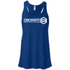 CrossFit HSC - 100 - White - Bella + Canvas - Women's Flowy Racerback Tank