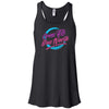 CrossFit Due North - 100 - 80s - Bella + Canvas - Women's Flowy Racerback Tank