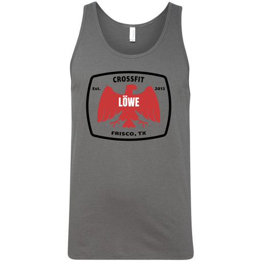 CrossFit Lowe - 100 - Fresh 18 - Bella + Canvas - Men's Jersey Tank