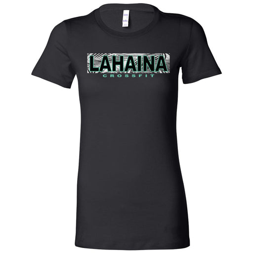 Lahaina CrossFit - 100 - Hawaii Teal - Bella + Canvas - Women's The Favorite Tee