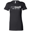 GTS CrossFit - 100 - One Color - Bella + Canvas - Women's The Favorite Tee