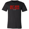 CrossFit Beaumont - 200 - Flag - Bella + Canvas - Men's Short Sleeve Jersey Tee