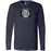 Hub City CrossFit - 100 - Standard Gray - Bella + Canvas 3501 - Men's Long Sleeve Jersey Tee