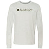 Kato CrossFit - 100 - Standard - Bella + Canvas 3501 - Men's Long Sleeve Jersey Tee