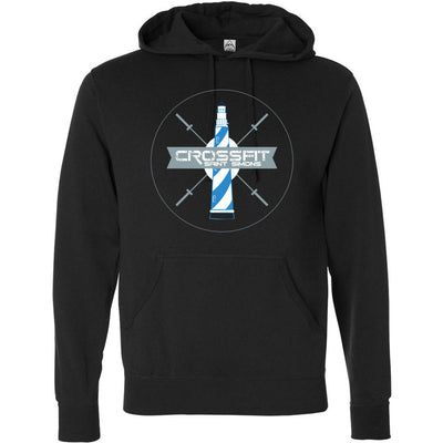 CrossFit Saint Simons - 100 - Standard - Independent - Hooded Pullover Sweatshirt