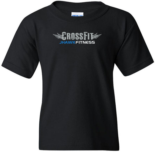 CrossFit Jhawkfitness - 100 - Standard - Gildan - Heavy Cotton Youth T-Shirt