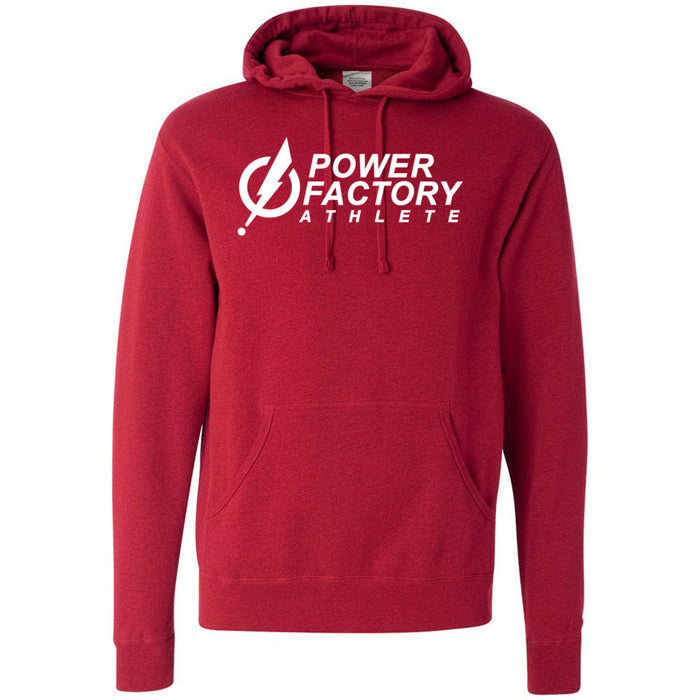 CrossFit Power Factory - Athlete - Independent - Hooded Pullover Sweatshirt
